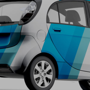 Oklejanie samochodów i innych pojazdów